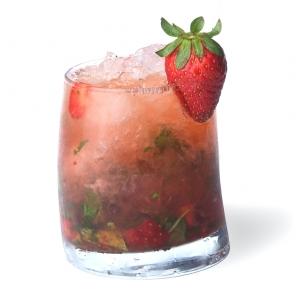 Strawberry Mojito at Nectar